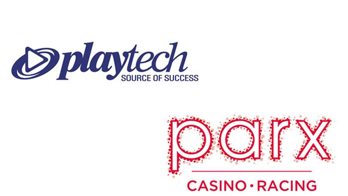 Playtech and Parx Interactive